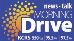 The Morning Drive with Kris Moore & Dale Harris 6a-10a
